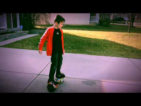 Review Of HoverHeart Hoverboard