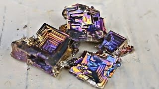 How to Grow Bismuth Crystals?