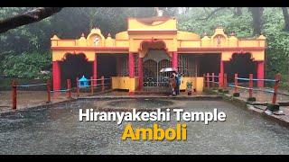 Hiranyakeshi Temple - Amboli