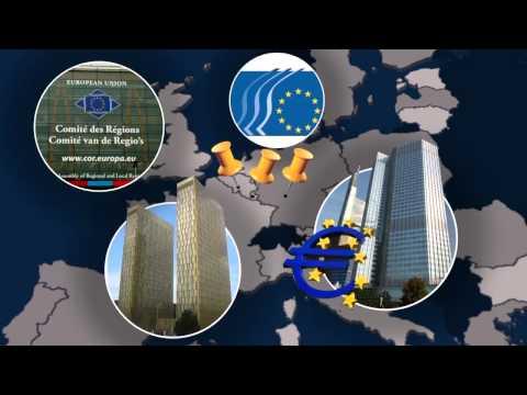Minuto Europeu nº 2 - O Triângulo Europeu