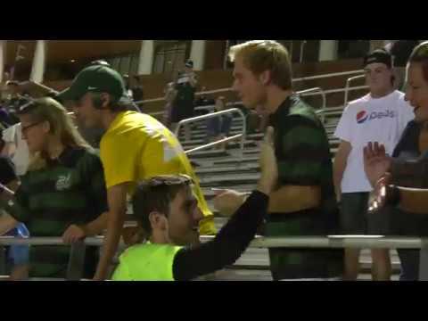 Charlotte49ers Men's Soccer vs CCU Postgame
