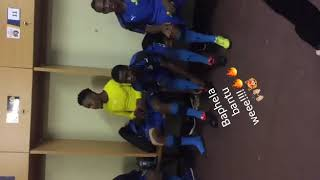 Mamelodi Sundowns Singing Baphel'bantu