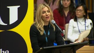 Sienna Miller on the Challenges Faced by Women in the Media