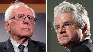 Clinton-loving Weasel David Brock Smearing Bernie Sanders AGAIN