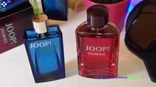 Joop! Jump VS Joop! Homme Eau de Toilette Natural Spray for Men