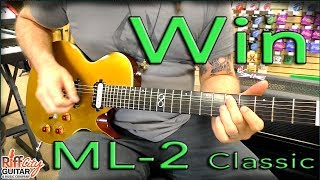 COMPETITION OVER Win A Chapman ML-2 Classic GoldTop - Last Comment Wins