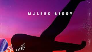 Maleek Berry   Doing U (Official Audio)