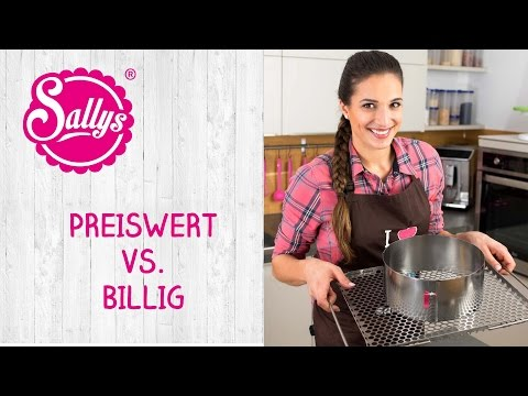 Gutes Werkzeug erkennen - preiswert vs. billig / Mein Test & meine Erfahrungen / Sallys Welt