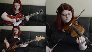 Bounce   Samantha Jade Violin Cover