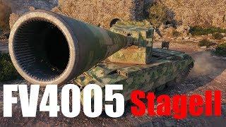 【WoT:FV4005 Stage II】ゆっくり実況でおくる戦車戦Part464 byアラモンド