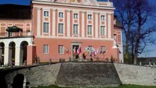 preview picture of video 'Pałac Kurozwęki koło Nowej Słupii'