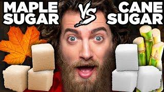 Blind Exotic Sugar Taste Test