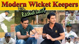 Modern Wicket Keepers | Who is the Best | Rashid Latif | BolWasim