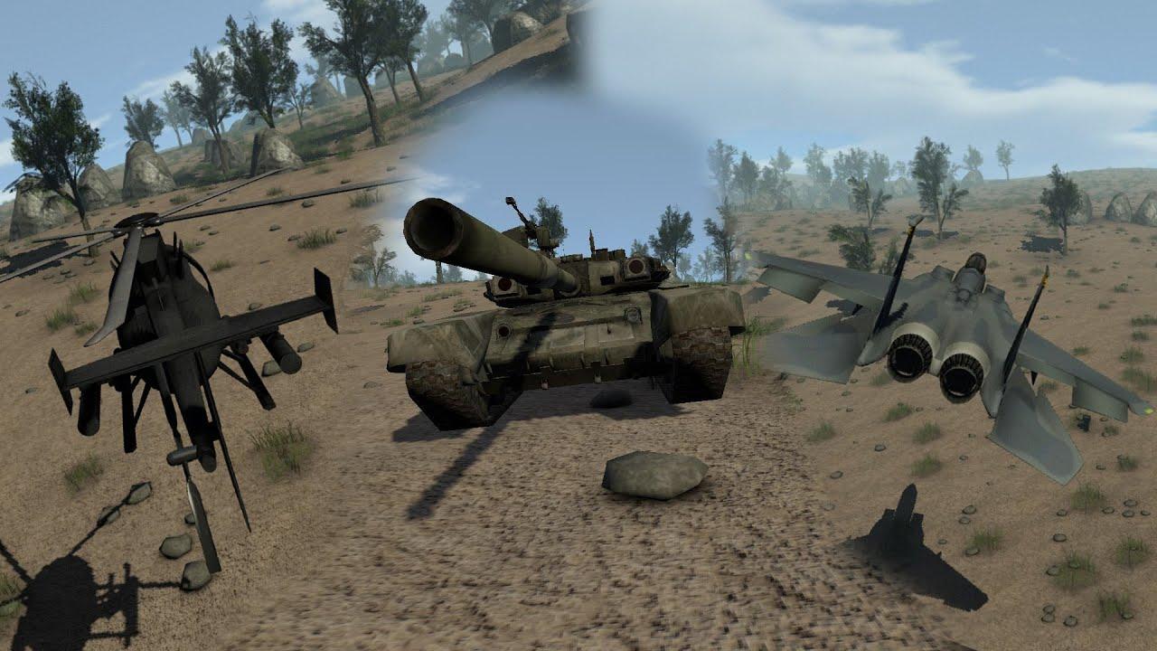 Blender Game Engine - Realistic Landscape Tutorial [Creating the Landscape]
