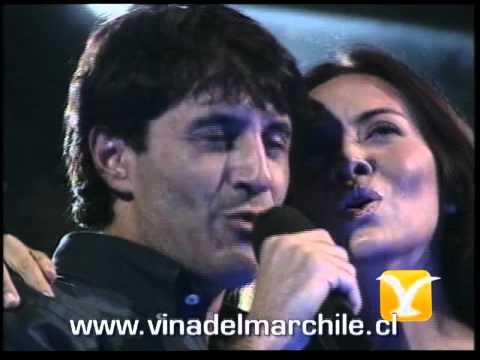 Sergio Dalma, Bailar pegados, Festival de Viña 2002
