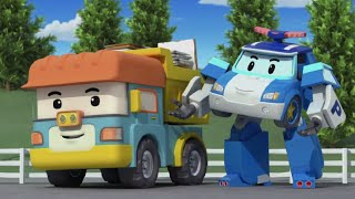 Робокар - мультики про машинки - Суета вокруг мусора (HD) - Серия 41