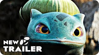 POKEMON DETECTIVE PIKACHU TV Spot 2 Trailer (2019) Ryan Reynolds Pokémon Movie