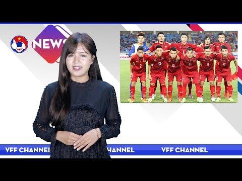 VFF NEWS SỐ 45 | HLV Park Hang Seo quay trở lại Việt Nam bắt đầu dẫn dắt ĐT Việt Nam