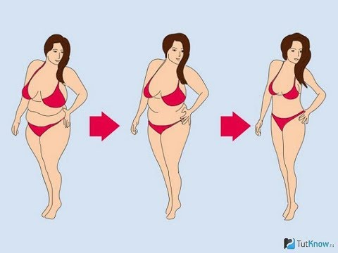 похудеть в 47 лет быстро