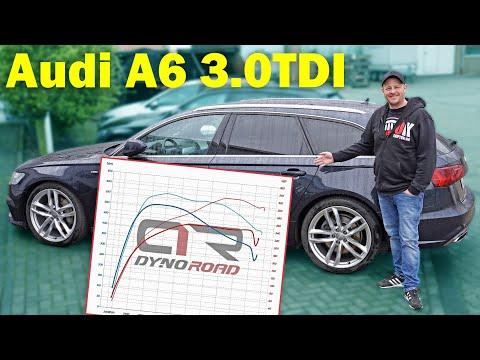 OK-Chiptuning - Audi A6 (4G) 3.0TDI | Softwareoptimierung