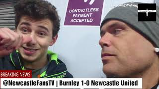 Burnley 1-0 Newcastle United | Quick thoughts