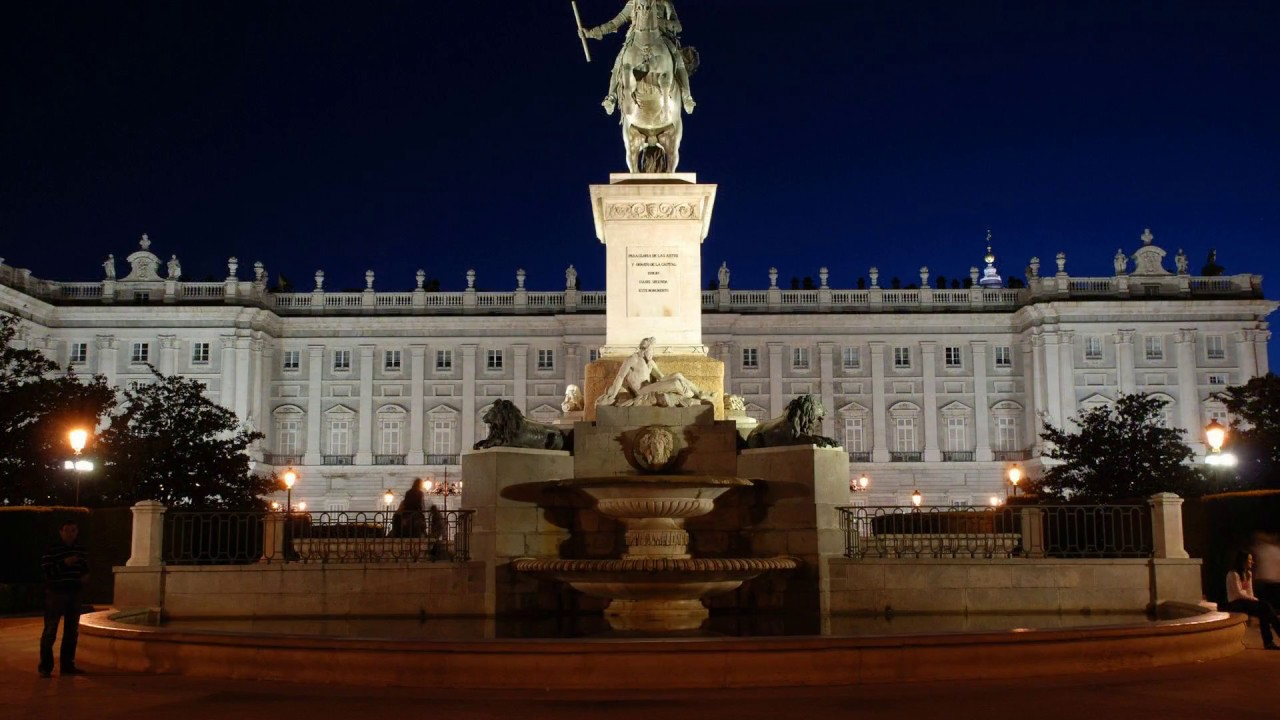 Royal Palace of Madrid, Royal Palace, Madrid, spain, Palacio Real de Madrid