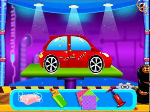 Video of Auto Car Mechanic - Tuning car