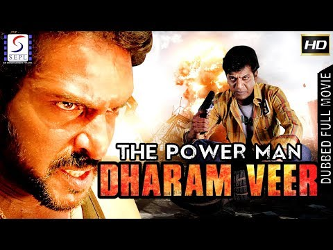 The Power Man Dharam Veer - 2018 South Indian Movie Dubbed Hindi HD Full Movie