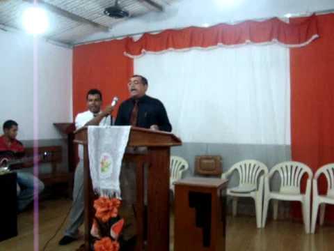 Culto na Assembleia de Deus ministerio Madureira em Caputira - MG