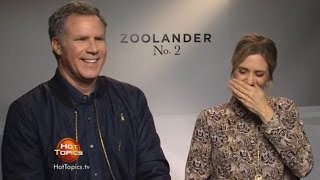 Will Ferrell and Kristen Wiig face tough questions from kids about Zoolander 2