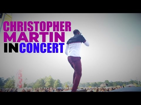 Christopher Martin in Concert, Queens NY