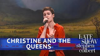 Christine And The Queens Perform 'Comme Si'