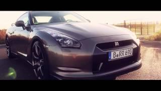 Nissan GTR /Full  HD