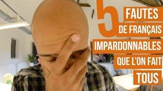 Les 5 fautes de français à éviter à l'oral (et à l'écrit)