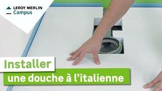 Comment Installer Une Douche à L'italienne ? Leroy Merlin