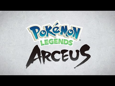 Pokemon Announces Pokemon Legends Areceus, A New Open-World RPG Coming To The Switch