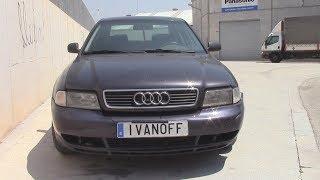 Ремонт автомобиля Audi A4 двигатель 1 9D  1Z перескочил ремень, замена ГРМ и помпы