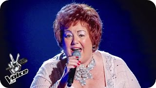 Valerie Bacon performs 'You're My World' - The Voice UK 2016: Blind Auditions 4