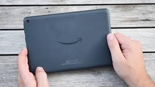 Tablet für 100 €, was bekommt man dafür? Amazon Fire HD 8 10. Generation (2020) Review [Deutsch]