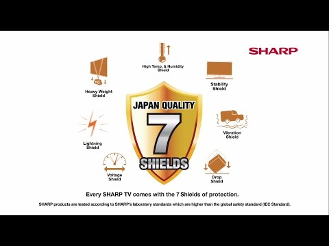 Sharp - Why Sharp LED TV is The BEST LED TV