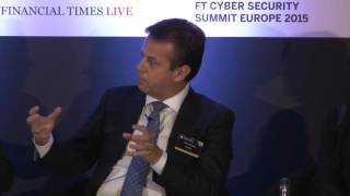 WISEeKey at FTCyber 2015 - Carlos Moreira Developing corporate cyber security strategy