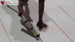 How to Install Wide Plank Hardwood Flooring   Solid and Engineered
