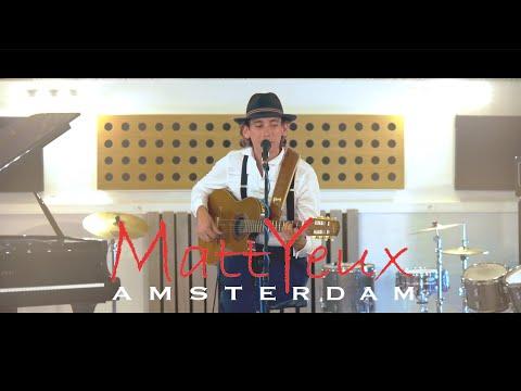 MattYeux - Amsterdam