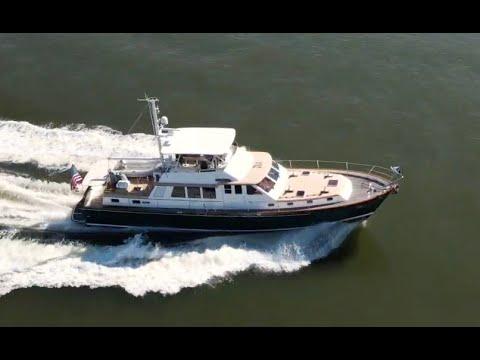 Hinckley 67 Custom video