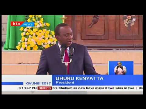 Unity Calls : Uhuru Kenyatta, William Ruto calls for peace