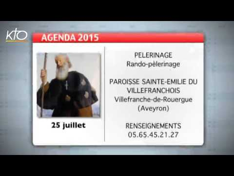 Agenda du 3 juillet 2015