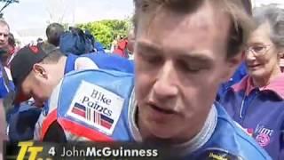 The 1999 Lightweight 250cc race gave John McGuinness a recordbreaking first TT