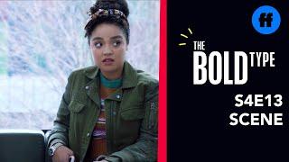 The Bold Type | Season 4 épisode 13 | Extrait 2 : Kat Confesses to Alex (VO)