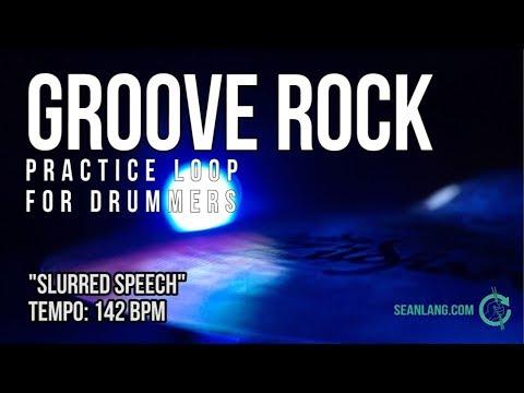 Classic Rock Drumless Backing Track 120 bpm