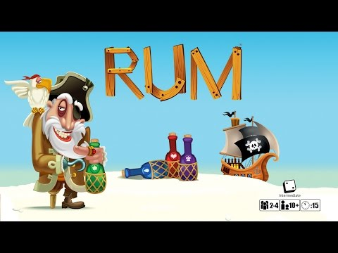 RUM Rules - Pack O Game™